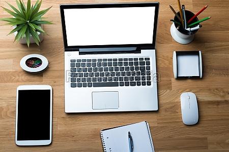 tecnologias com suprimentos de escritorio na