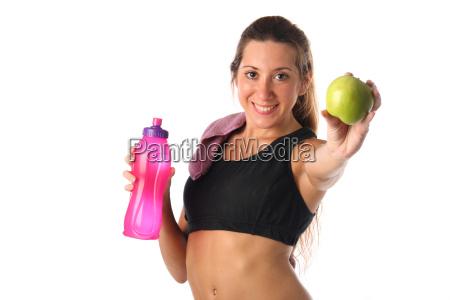 mulher saude esporte esportes ginasio fitness