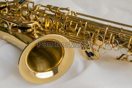 musica um viola saxofone brilho seda