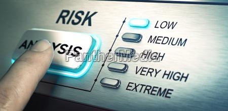 os riscos analisados baixo risco