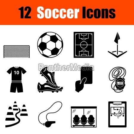 jogo de icones do futebol