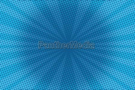 retro comico azul background raster gradiente