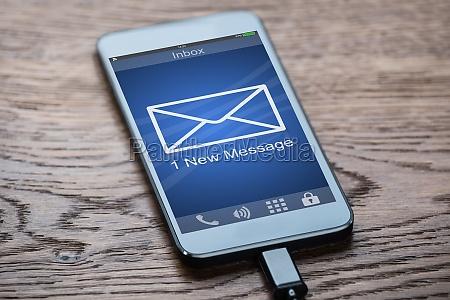 telefone tela e mail correio enviar