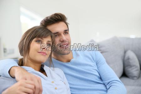 cara mulher azul risadinha sorrisos relaxamento