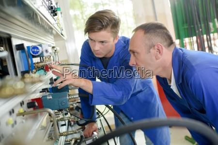 solving mechanic problems