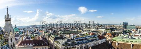belo agradavel cidade catedral austria olhar