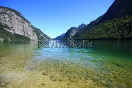 montanhas conservacao da natureza bavaria alemanha