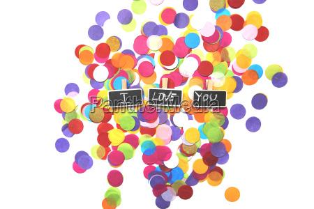escrever colorido diagonal palavra fonte vista