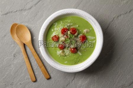 alimento dentro cozinha vegetal refeicao acima