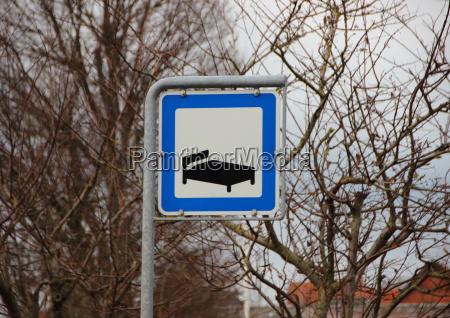 sinal passeio viajar liberado ferias dinamarca