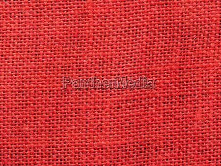 textura vermelha de tecido de serapilheira