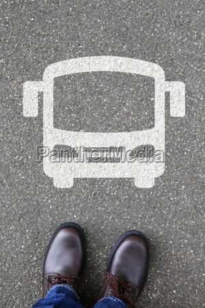 homem humano bus bus bus bus