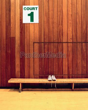 madeira parede palavra vazio sinal ninguem