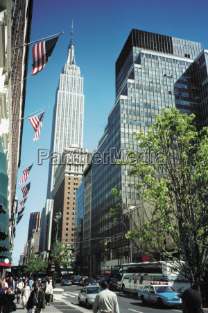 empire state building on 34th street