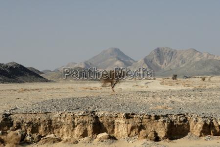 erosao nubian desert sudao africa