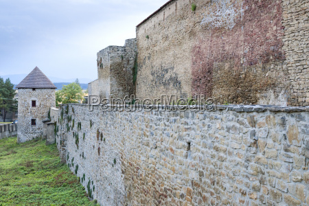 torre cidade pedra eslovaquia europa parede