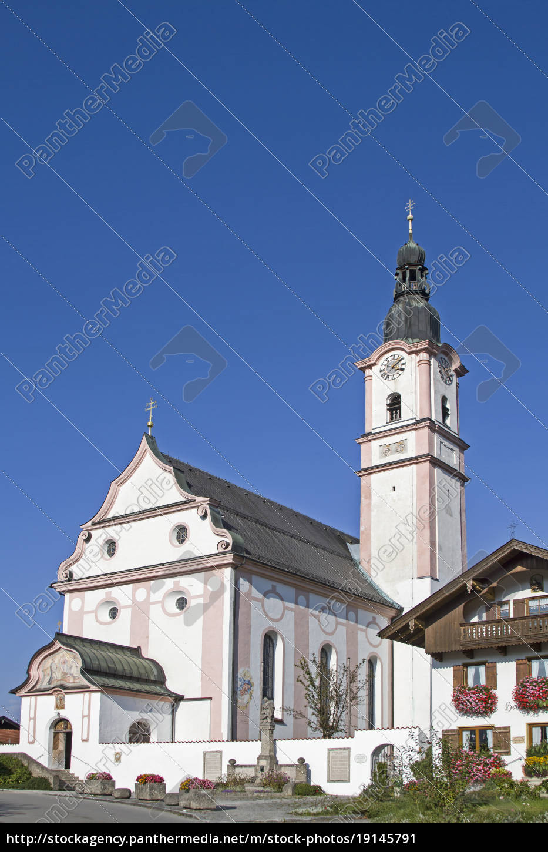 igreja, paroquial, de, st., martin, em - 19145791