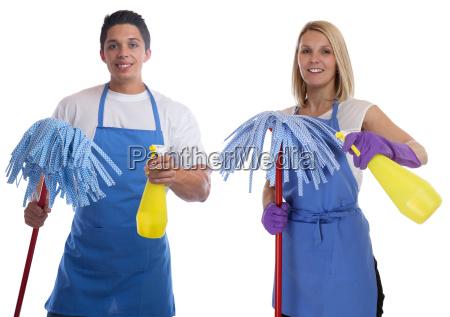 casalinga pulire pulizia ripulire domestica donna