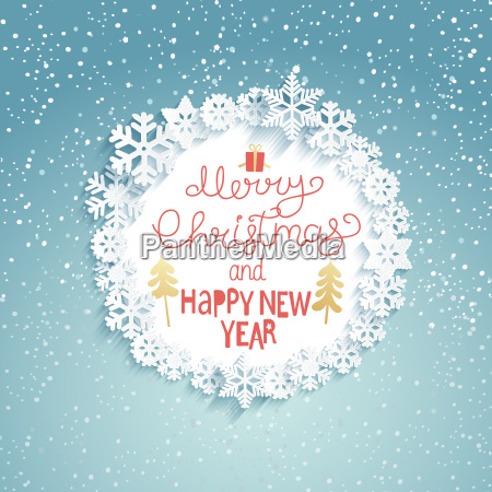 cartao do natal e do ano