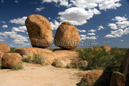 passeio viajar rocha australia horizontalmente ao