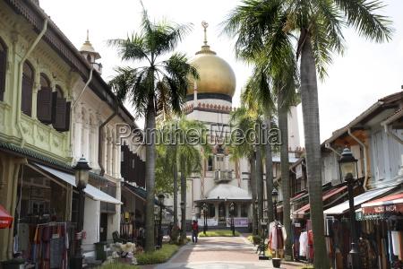 a mesquita da sultao construida em