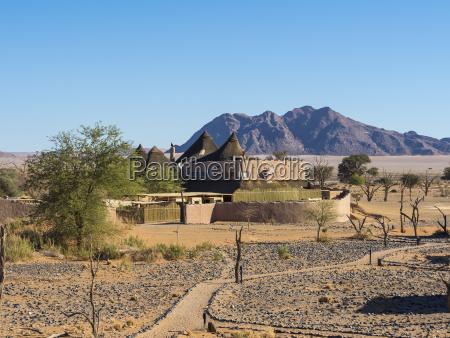 Africa namibia hardap reserva da regiao