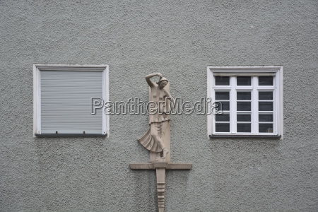 acordo construir janela escultura bavaria alemanha