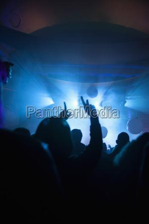 discoteca azul movimento em movimento lazer