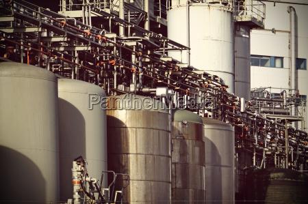 industria planta industrial alemanha metal ao