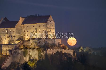 passeio viajar historico noite lua bavaria