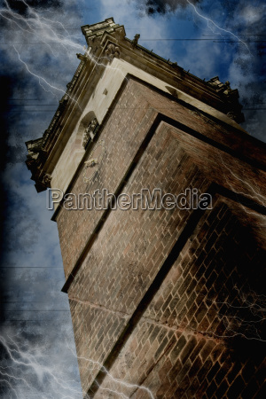 torre perigo passeio viajar religiao igreja