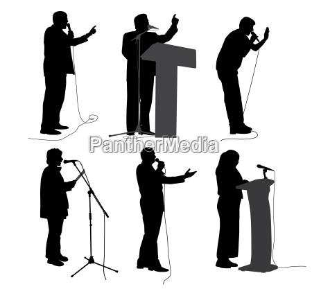 discurso em publico