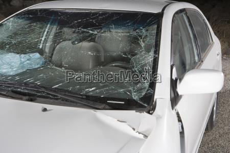 vidro copo de vidro trafego carro