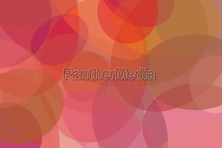 marrom abstrato circulos decorativo laranja formas