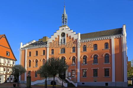 historico cidade velha prefeitura carrilhao
