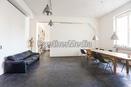 escritorio sala de conferencia mobiliario espaco