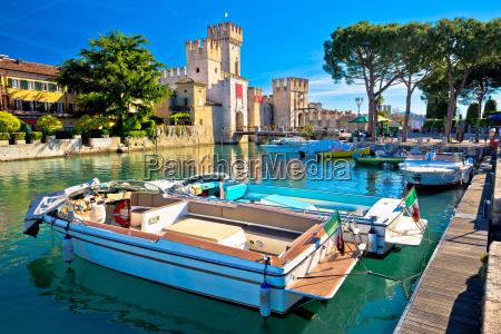agua doce lago agua italia