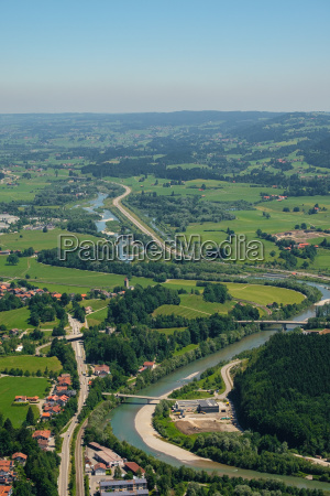 alemanha ceu construcao rio agua edificios