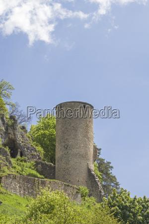 bavaria ruina
