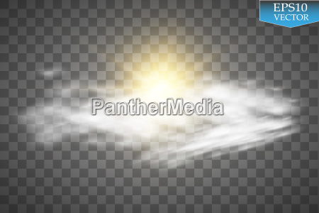 sun clouds and sky forecast background