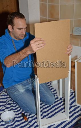 artesao mobiliario madeira covil heimwerker peca