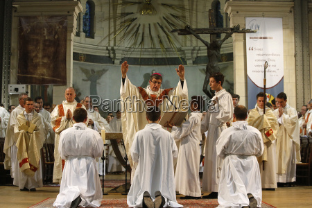 deacon ordinations in notre dame du