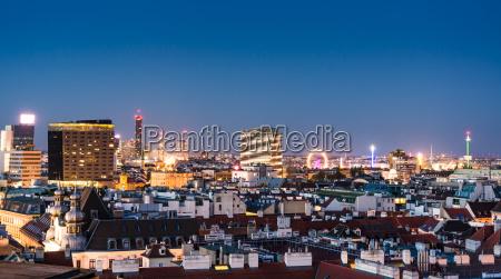 ano de construcao cidade horizonte noite