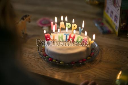 bolo de aniversario da menina