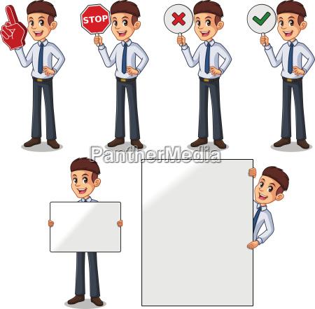 tabela empresario em branco transparente vazio
