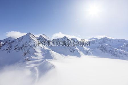passeio viajar inverno alpes cupula sede