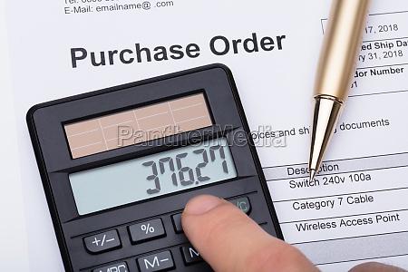 ordem computador compras compra maquina de