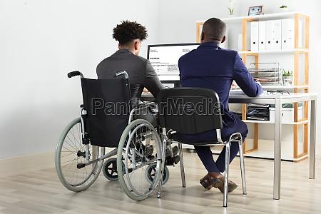 cadeira de rodas escritorio roda local