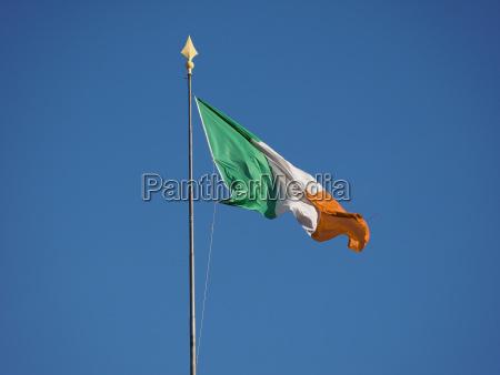 azul europa bandeira estado irlanda irlandes
