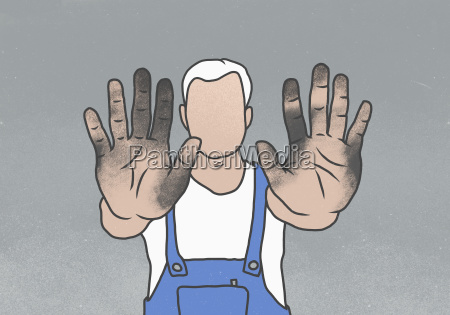 homens homem ferramenta horizontalmente ferramentas ilustracao